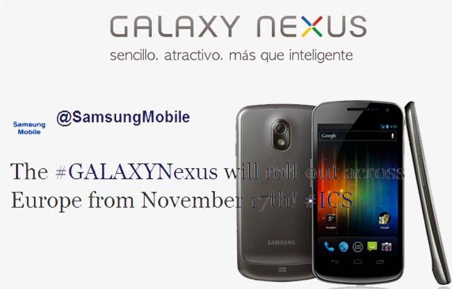 tweet-lanzamiento-galaxy-nexus