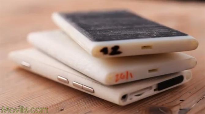 Nokia Lumia 800 cómo se hizo