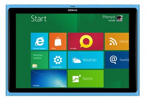 Nokia tablet windows 8