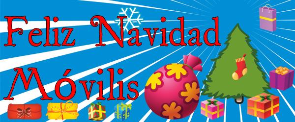 Feliz Navidad Movilis