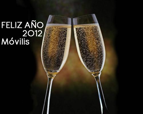 feliz año 2012 movilis