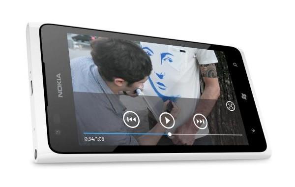 Lumia 900 blanco