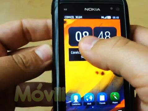 Nokia Belle revisión