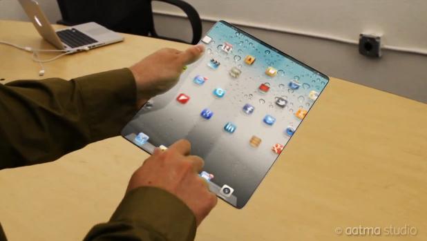 iPad 3 concepto