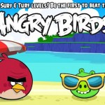 Angry Birds Surf and Turf