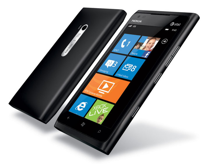 Lumia 900, Windows Phone