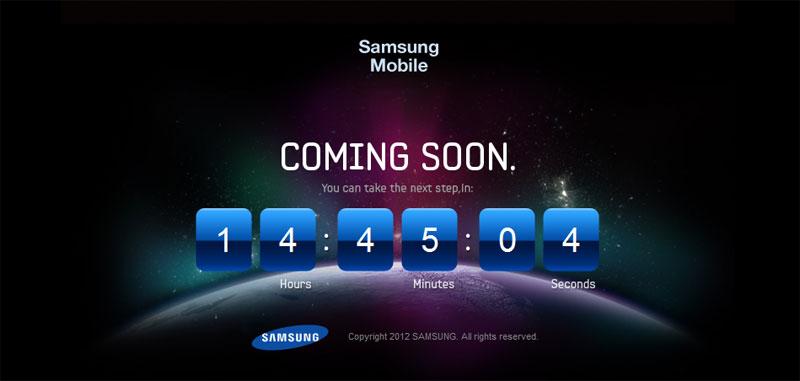 Samsung-countdown