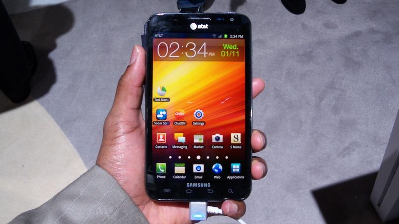 teléfonos móviles, celulares, Samsung, Pantallas OLED, Filtración