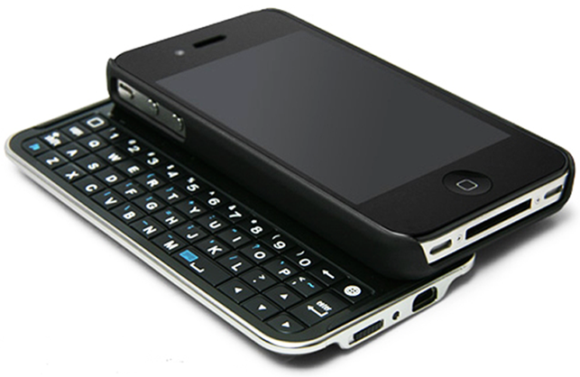 iPhone teclado home