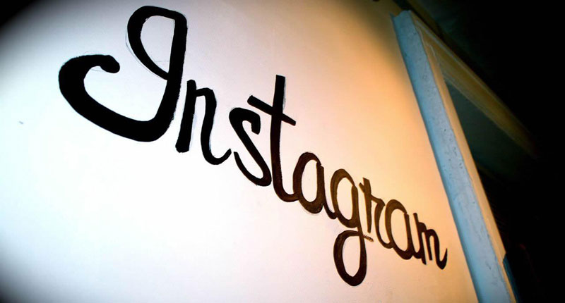 instagram-wall