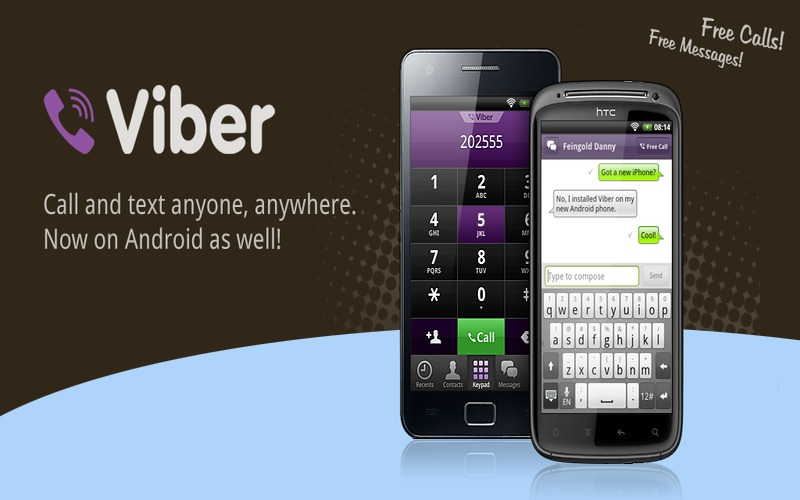 Viber anuncia disponibilidad para Windows Phone