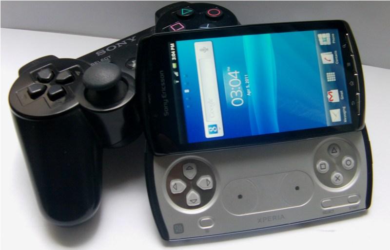 teléfonos móviles, celulares, móviles, Sony Ericsson Xperia Play, Patente
