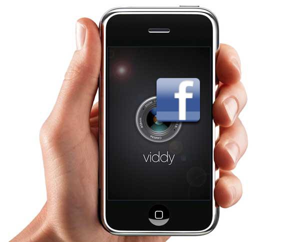 teléfonos móviles, celulares, móviles, Facebook, iOS, Aplicaciones, Viddy , Mark Zuckerberg
