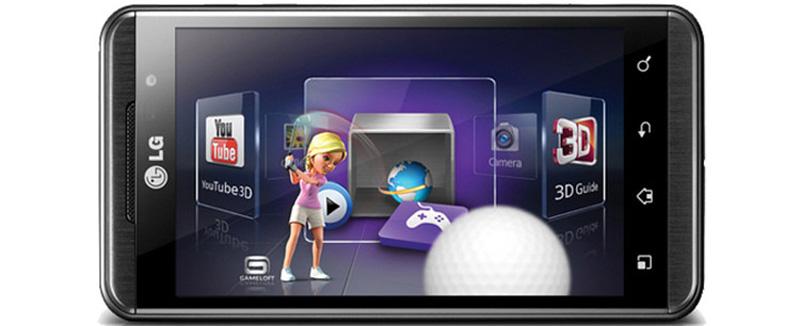 LG Optimus 3D Venezuela
