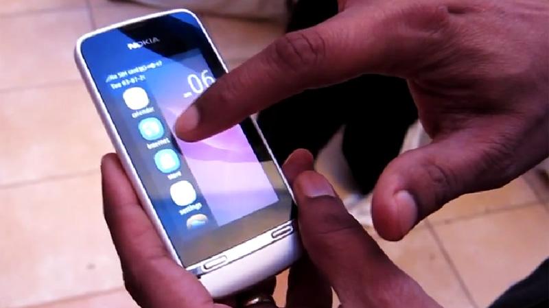 Nokia Asha Touch 311