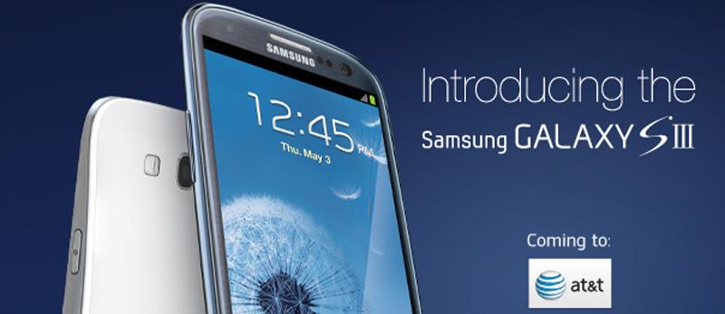 Samsung Galaxy S3 EE.UU.