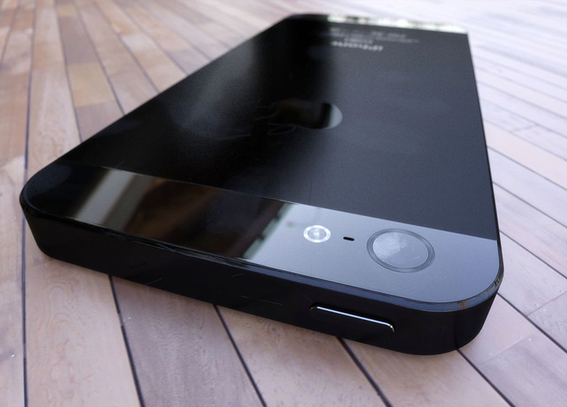 iPhone 5 render 4