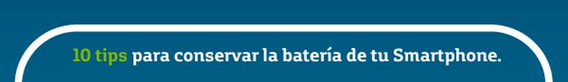 Ahorrar bateria movistar