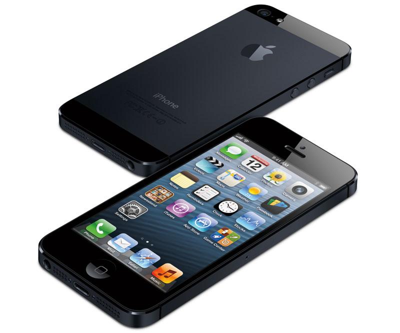 iPhone-5-acostado