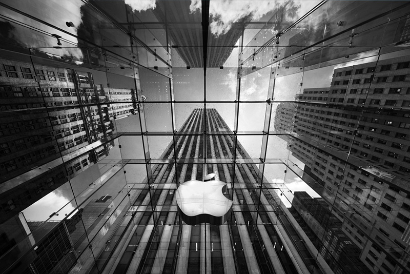 Apple-tower