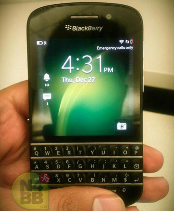 BlackBerry X10 N-Series