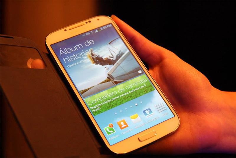 Galaxy S4 Venezuela