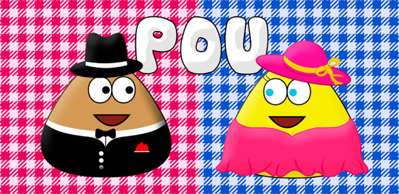 Pou iOS Android
