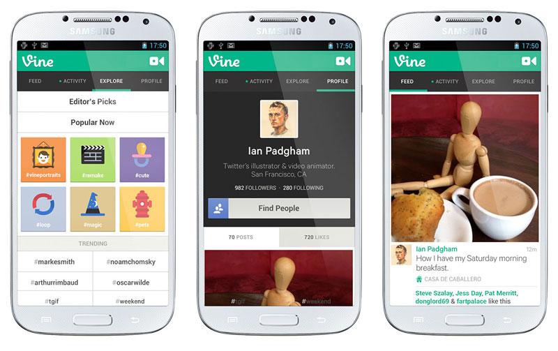 Vine-para-Android