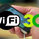 Wi-Fi 3G Batería