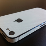 iPhone 5 blanco usuarios fieles cover