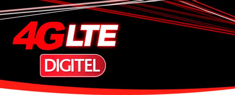 Digitel 4G Venezuela LTE