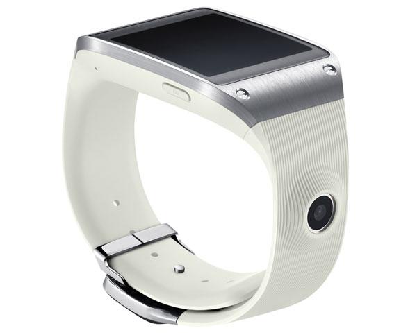 Samsung Galaxy Gear blanco