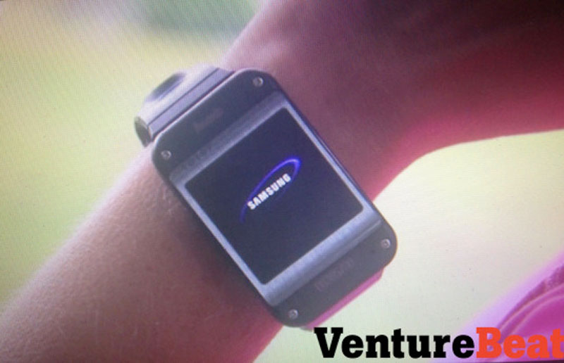 Samsung Galaxy Gear reloj inteligente Android