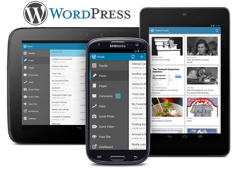 Cómo crear un blog WordPress gratis y mantenerlo actualizado desde tu smartphone