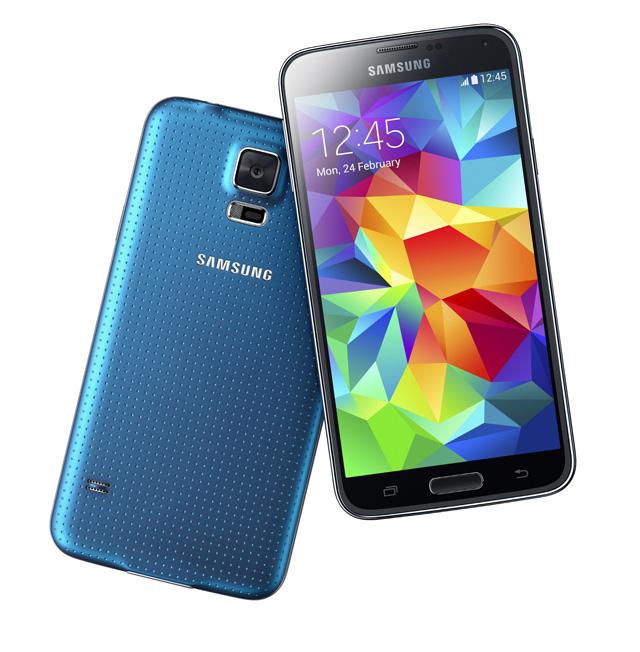El nuevo Samsung Galaxy S5, oficialmente 3