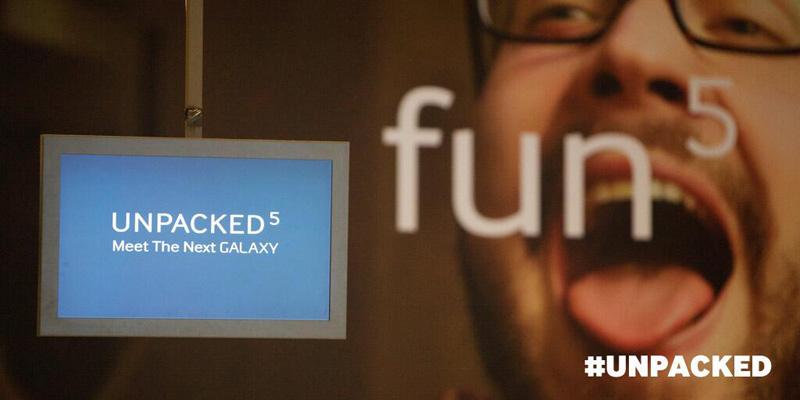 ¿Preparado? ¡En vivo! Lanzamiento del nuevo Galaxy S5, síguelo aquí