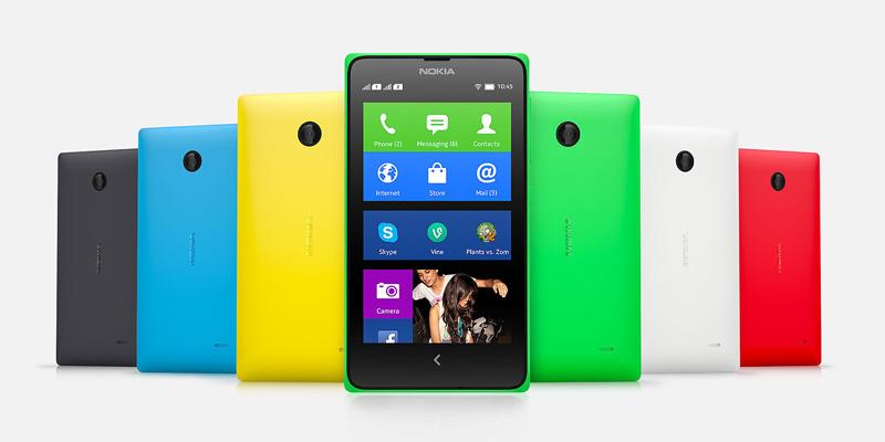 El nuevo Nokia X con Android