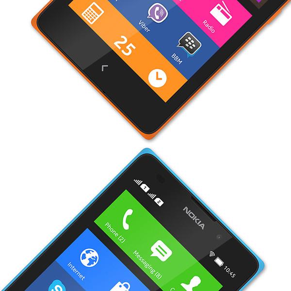 El nuevo Nokia XL con Android