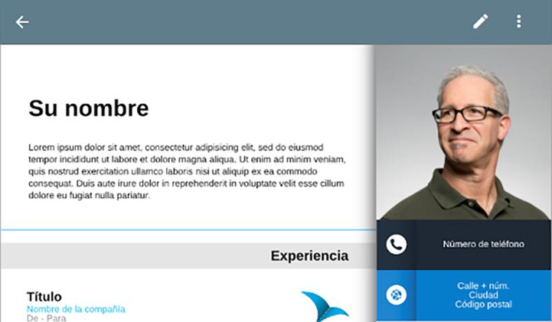 Cmo Hacer Un Currculum Vitae En Mviles Android Y Iphone