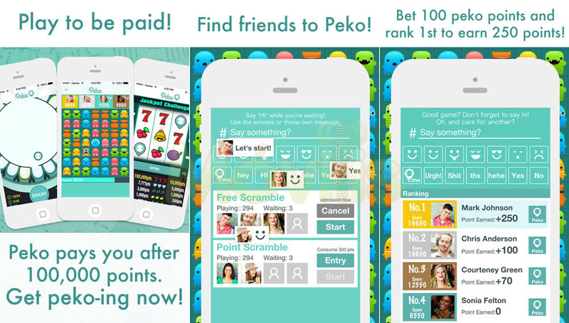 Cómo ganar dinero con Peko en tu móvil Te cuento cómo, fácil con iOS y Android