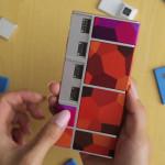Con los teléfonos Ara de Google, podrás armar tu propio smartphone por módulos