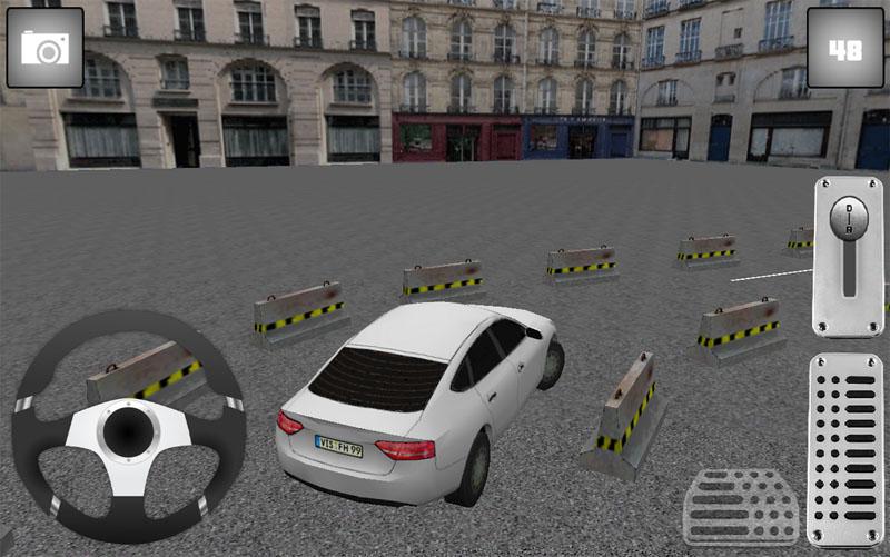 ¿Te gustan los juegos de estacionar autos? Dos recomendaciones para Android