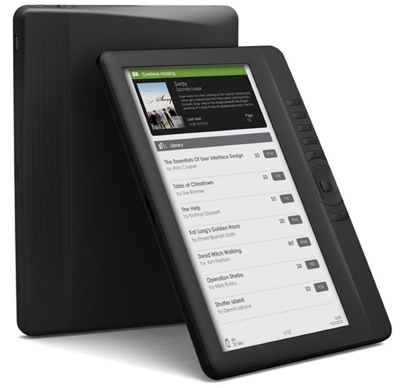 Approx: un e-reader bastante asequible pero con calidad