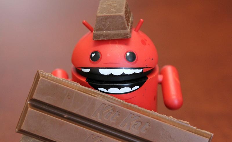 Google libera nueva versión de Android: 4.4.3 (KitKat)