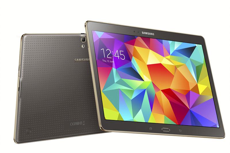 Samsung presenta la nueva Galaxy Tab S, ¡todo un lujo!