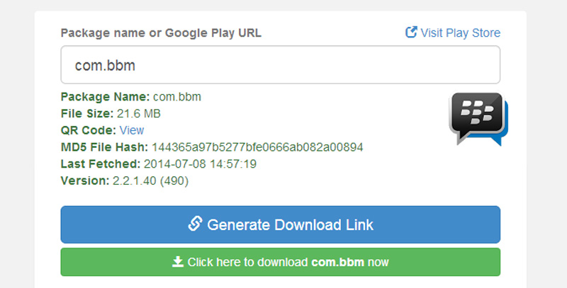 APK Downloader: descarga aplicaciones Android de Google Play a tu computadora