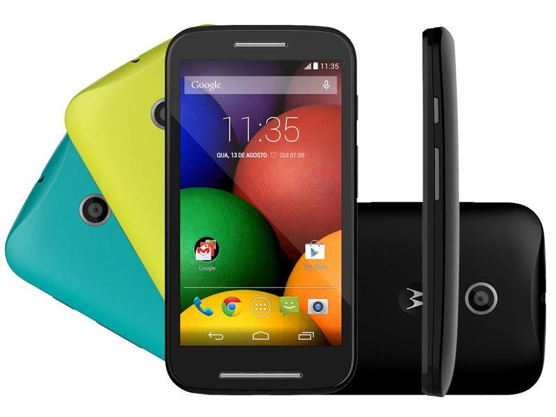 Cómo es el Motorola Moto E