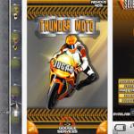 Diviértete con este simple pero divertido juego de motos (Android)