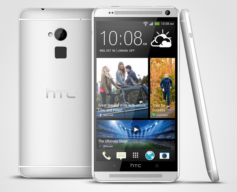 El HTC One Max sigue siendo una excelente opción de compra androide