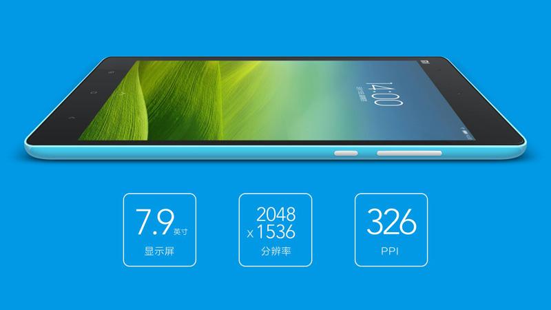 La Xiaomi MiPad vende más de 50mil unidades en menos de 4 minutos